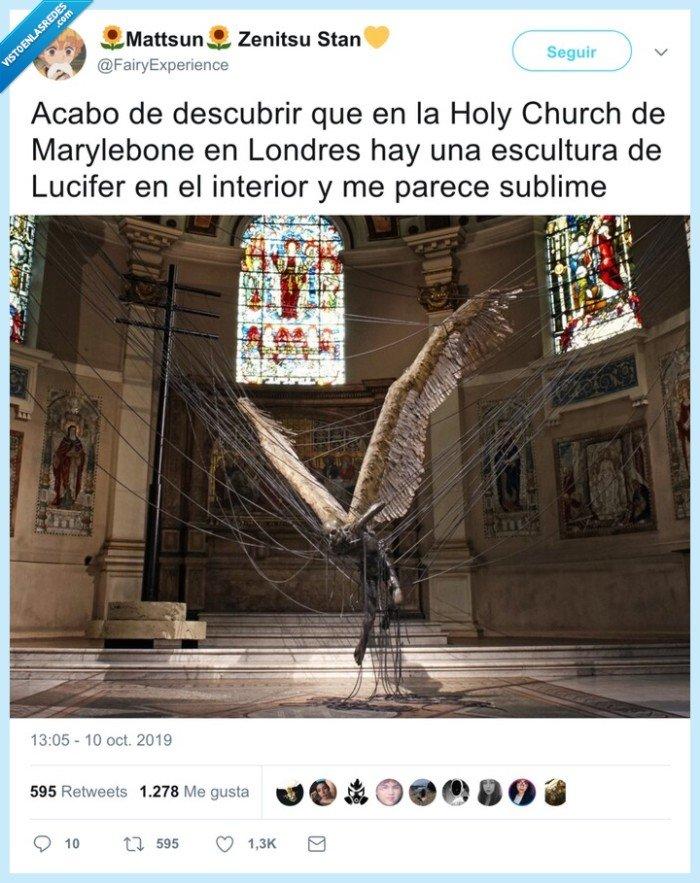 holy church,lucifer,marylebone