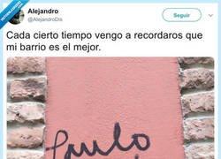 Enlace a En este barrio están cansados de tanto postureo, por @AlejandroDis