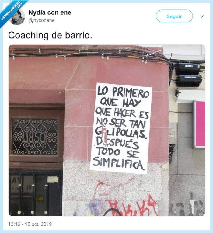 barrio,enseñanza,pintadas