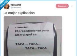 Enlace a La mejor explicación, por @Flantasma1