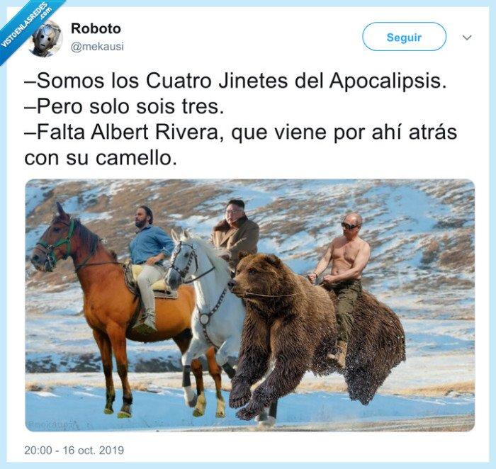 apocalipsis,caballos,jinetes