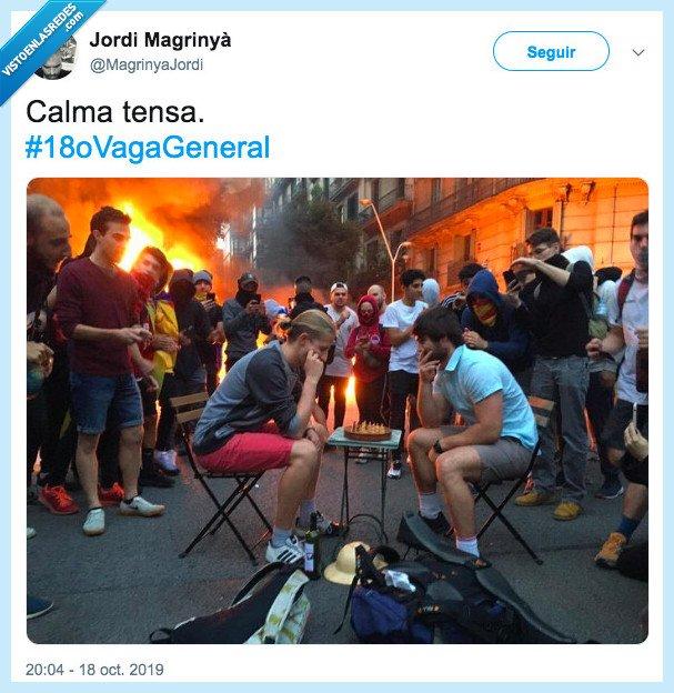 ajedrez,barcelona,fuego,procés