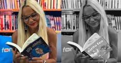 Enlace a Leticia Sabater publica una foto suya leyendo un libro y los memes que genera son pura fantasía, por @KIud0