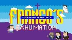 Enlace a La exhumación de Franco, el videojuego. Vía @Repeluco3
