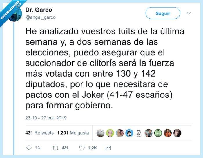 elecciones,joker,succionador