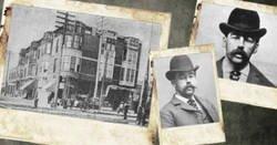 Enlace a H.H. Holmes fue el primer asesino en serie de USA. Confesó más de 200 muertes pero su arma no fue un cuchillo ni un hacha. Su arma fue la arquitectura: un edificio diseñado y construido para matar. Vía @Pedro_Torrijos