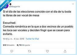 Enlace a La comedia romántica que te hará votar SÍ al amor por @Albagarnie