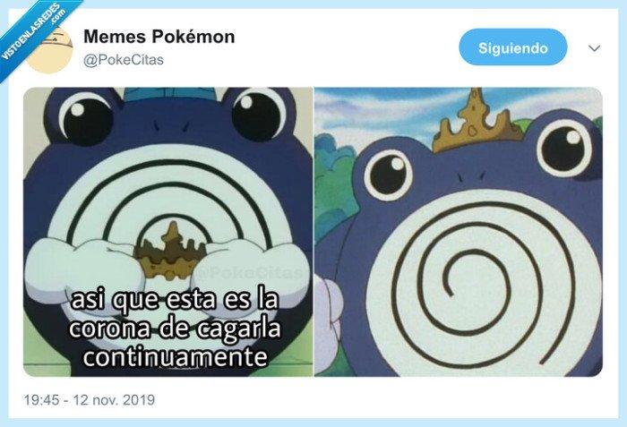 cagarla bien,corona,pokemon