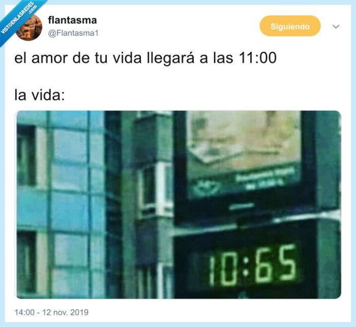 amor,pasado,pasar,reloj