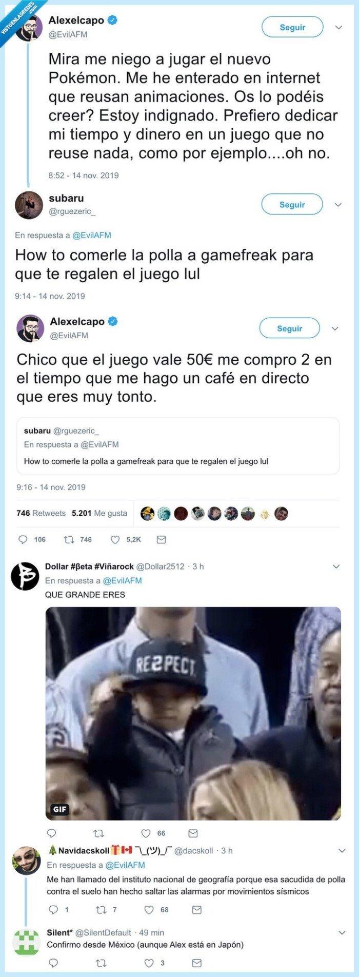 alex el capo,dinero,juego,pagar,youtuber,zasca