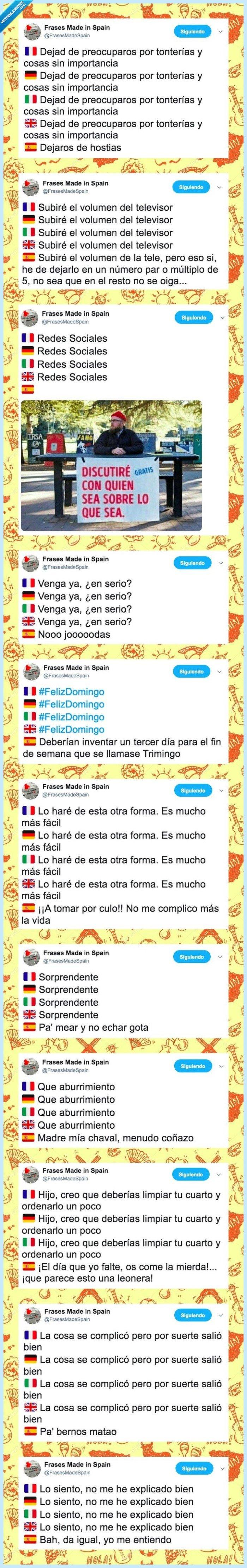 españa,frases,made in spain