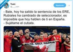 Enlace a Bale se ha pasado el juego, por @____tuan