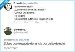 Enlace a Delito de odio, por @el_Jorda