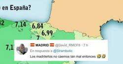 Enlace a Los andaluces son los españoles que caen mejor. Los catalanes, los que peor. Así queda el mapa