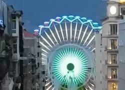 Enlace a Bestial la hipnótica noria de Vigo