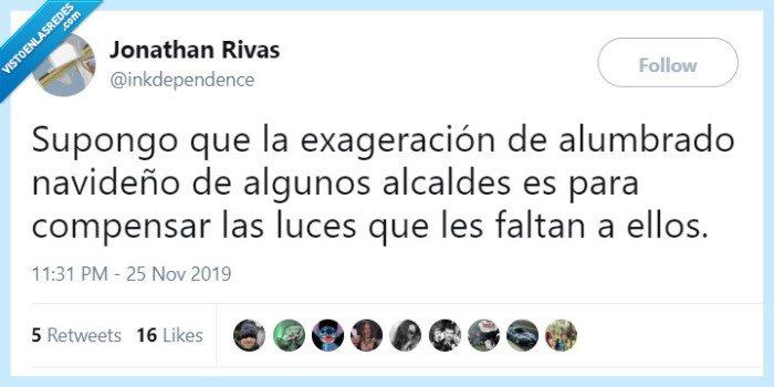 alcaldes,luces,Madrid,navidad,Vigo