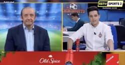 Enlace a El anuncio más loco de Old Spice que se ha visto ocurrió ayer noche en el Chiringuito