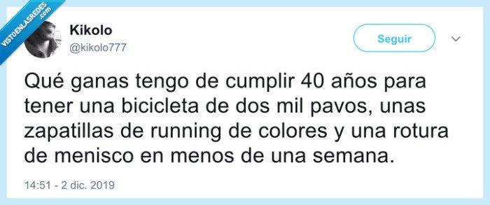 40,bicicleta,crisis,menisco
