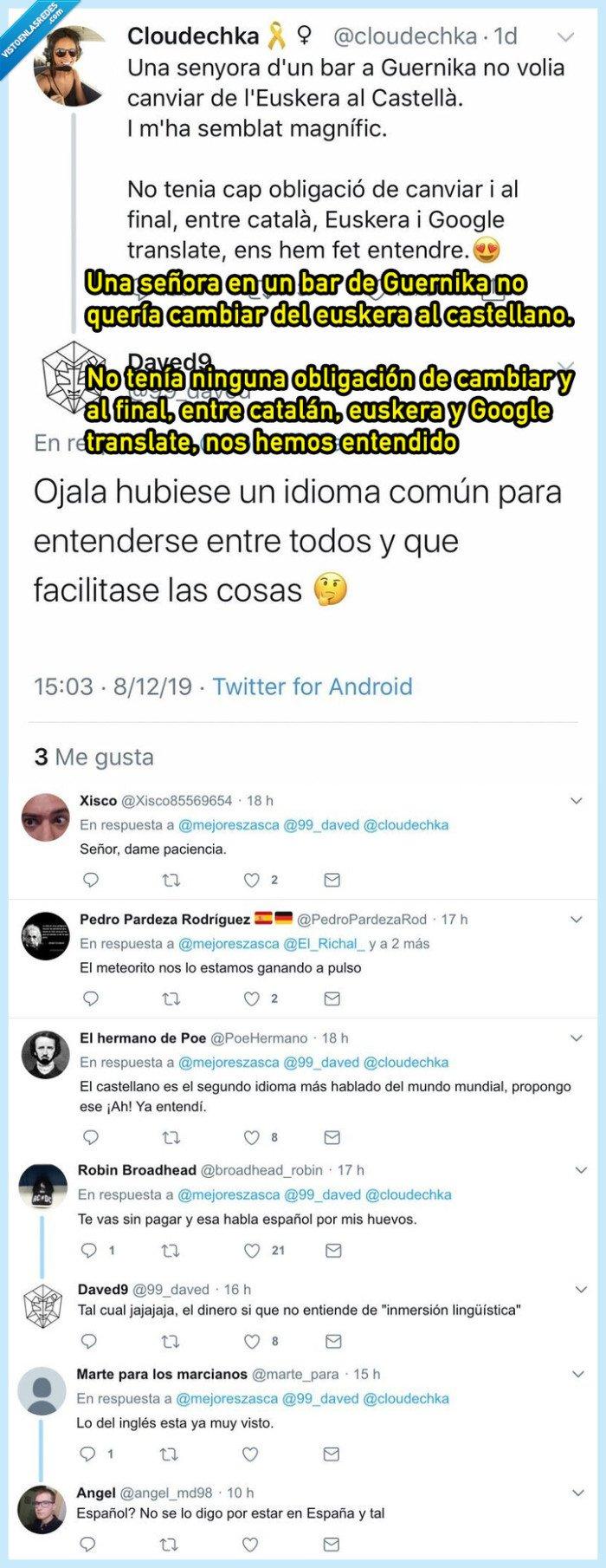 castellano,catalan,euskera,traductor