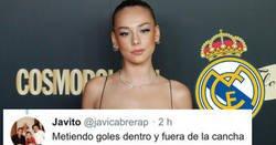 Enlace a Las bromas son inevitables tras destaparse el lío del Real Madrid de Ester Expósito