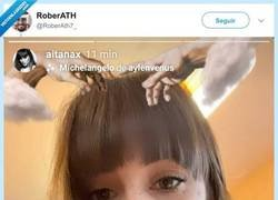 Enlace a Totalmente fan de las stories troll de Aitana, por @RoberAth7_