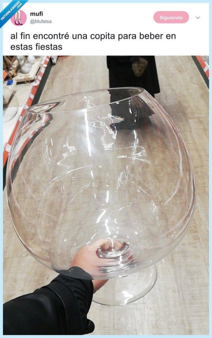 copa,cristal,gigante