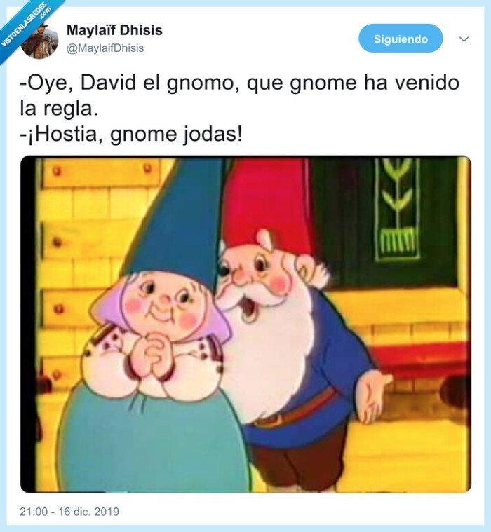 david el gnomo,gnome jodas,gnomo