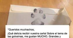 Enlace a Escribieron una carta a su vecino preguntándole si podían pasear a su perro y este respondió