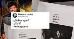 Enlace a Los poemas más descojonantes que podría haber firmado el ex-triunfito Alfred García según twitter