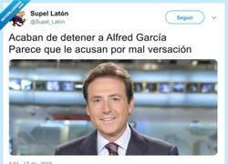 Enlace a La mal versación de Alfred, por @Supel_Laton