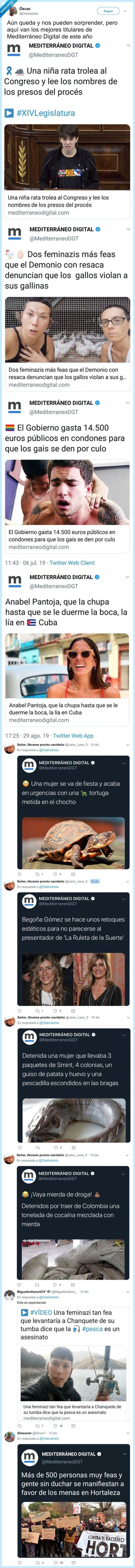 mediterráneo digital,politicamente incorrectos,titulares