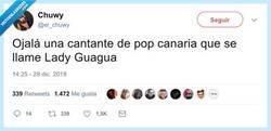 Enlace a Lady Guagua, por @el_chuwy