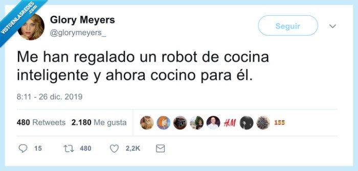cocina,inteligente,robot