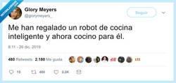 Enlace a La rebelión de las máquinas, por @glorymeyers_