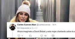 Enlace a La ex de Bisbal visita el Memorial del Holocausto Judío... y no utiliza los mejores hashtags