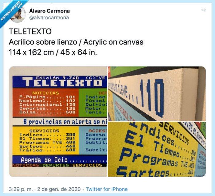 teletexto,tv