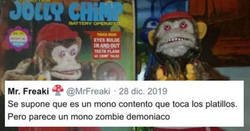 Enlace a Ahora que es Navidad, por si no sabéis que regalar: Hilo con los peores juguetes de la historia, por @MrFreaki