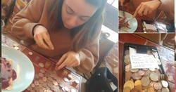 Enlace a Paga toda la cuenta del restaurante con monedas de mi*rda, y descubrimos una nueva ley con lo que está prohibido hacerlo