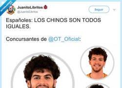 Enlace a Los chinos son todos iguales pero... por @JuanitoLibritos