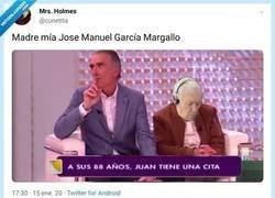 Enlace a Margallo y sus cabezaítas... Por @cunetita