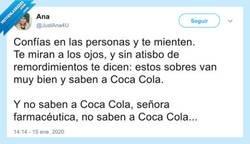 Enlace a Quizás era de Pepsi, por @JustAna4U