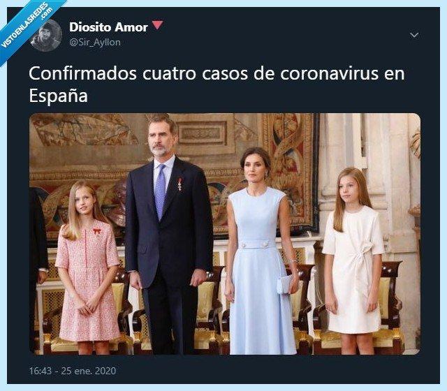 coronavirus,la sopa solo castellana,monarquía,murciélagos,virus