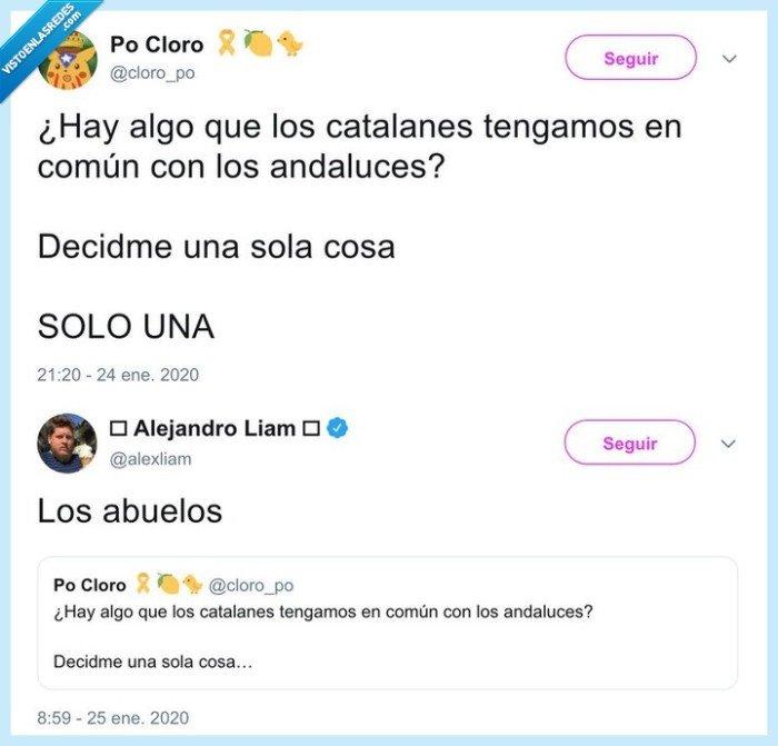abuelos,andaluces,catalanes,coincidencia