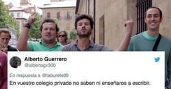 Enlace a Taburete escribe esta reflexión tras los Goya y todos se fijan en lo mismo: mira bien el tuit