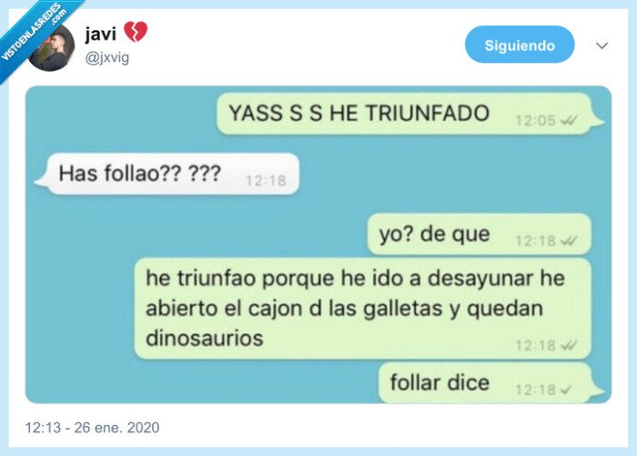 dinosaurios,galletas,triunfar