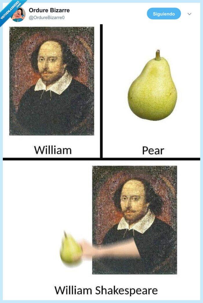 pera,william shakespeare