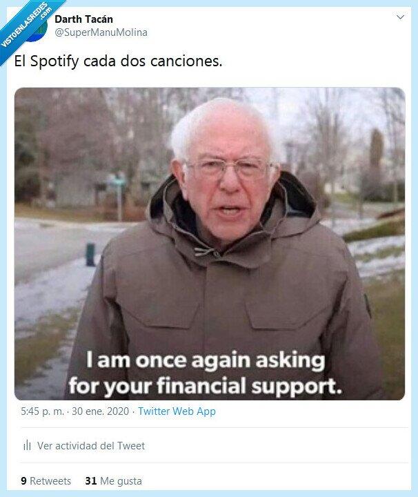 canciones,premium,spotify