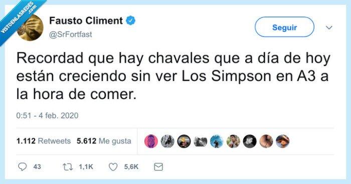 simpson,sobremesa