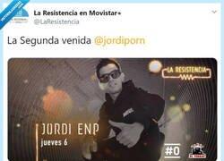 Enlace a Las respuestas al tweet de la resistencia presentando a Jordi ENP son todo lo que necesitas ver hoy