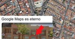Enlace a Todavía se puede ver en Google Maps: ahí sigue el fantástico viral